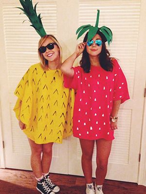 18 Unique DIY Food Halloween Costumes No One Else Will Be | Gurl.com: