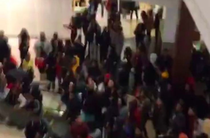 Over 1,000 teens take over Cherry Hill Mall in NJ; 5 arrests made