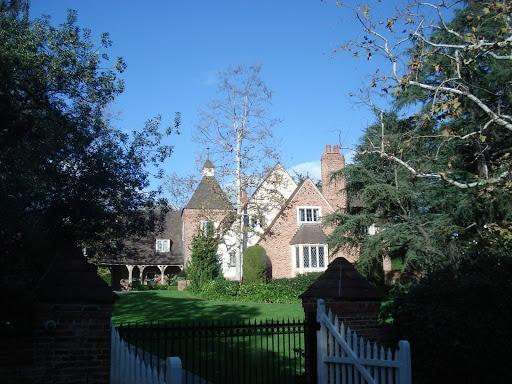 Stan Laurel's house in Beverly Hills, California ...