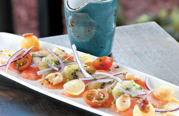 Aprende a preparar estas deliciosas recetas con salmón.