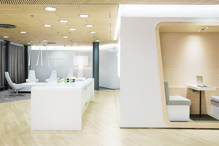 Finnair HOTT — Workspace