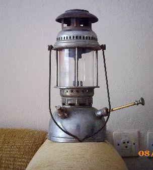 Lüküs lamba (gaz lambası)