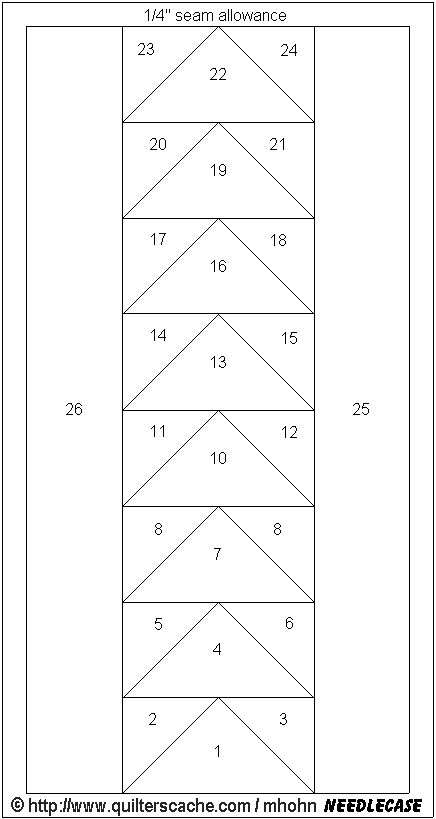 """Paper Piecing Patterns Free Printables 