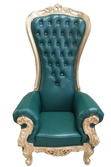 Luxury Chair in PU or Velvet - Synagogue Temple Circumcision Chair #luxurychair