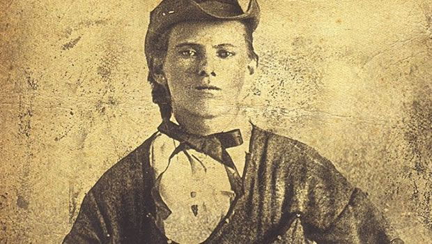 7 Things You May Not Know About Jesse James