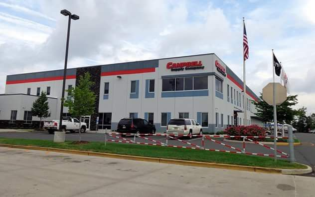 Campbell Supply Company Freightliner Dealership In South Brunswick New Jersey Installs Hts Systems Hts 10t Tilt Mount Ultr Freightliner House Styles The Unit