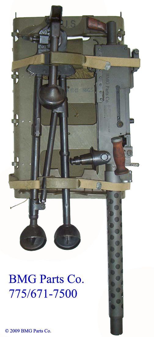 m5 machine gun - photo #31