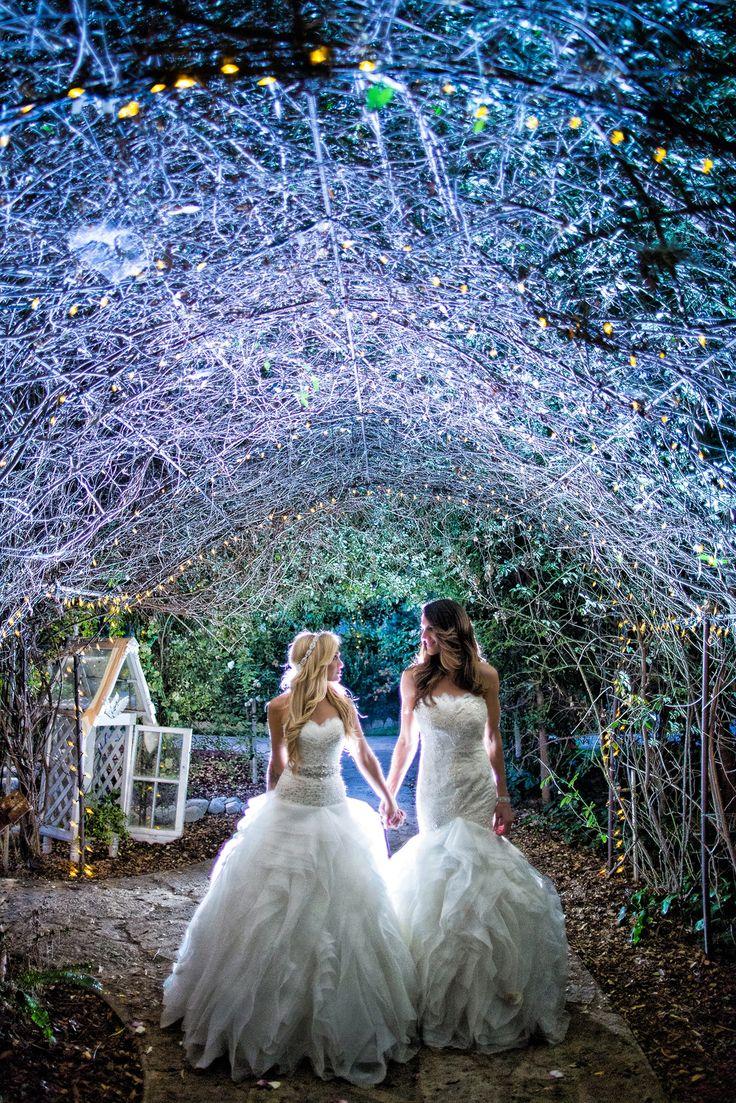 A Garden-Inspired Wedding at Twin Oaks Gardens in San Marcos, California