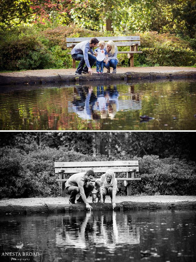 Richmond Park Family Shoot by Anesta Broad Photography