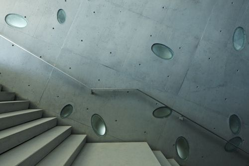 Project: Huludao Beach Exhibit Center Interior - META-Project