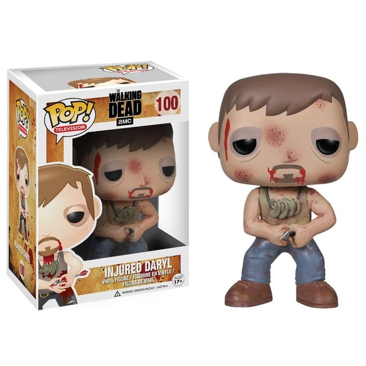 [Pre-Order] The Walking Dead Pop! Vinyl Figure Injured Daryl - Funko Pop! Vinyl - Category