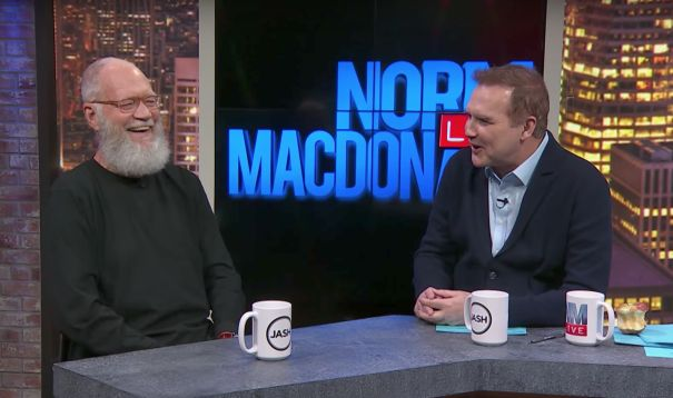 David Letterman Talks The Changing Late-Night Landscape, His Talk Show Return On 'Norm Macdonald Live'