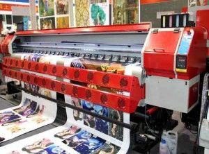 Mesin digital printing Polaris Signstar SJ3204P
