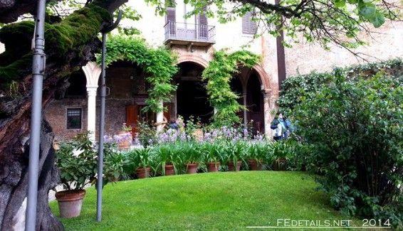 Tracce degli Scrovegni a Ferrara nel 'giardino segreto' di palazzo Scroffa