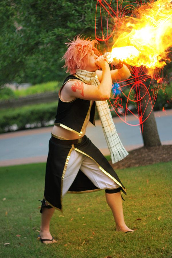 amazing fairy tail cosplay | Natsu, Fairy Tail Cosplay by ~firecloak on deviantART