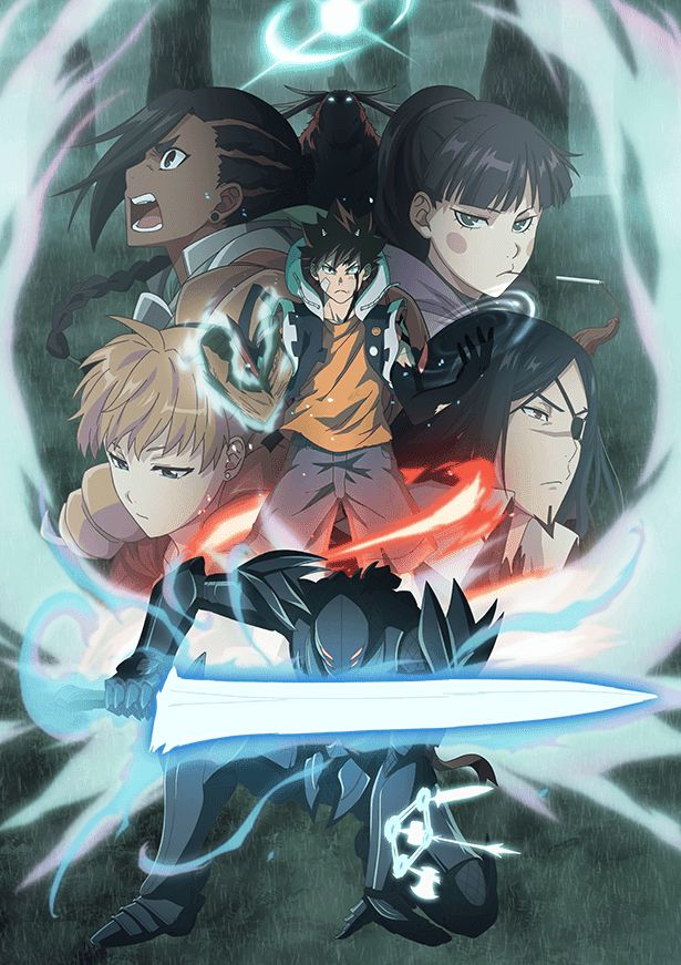 El anime ''Radiant Season 2'', presenta Visual Art