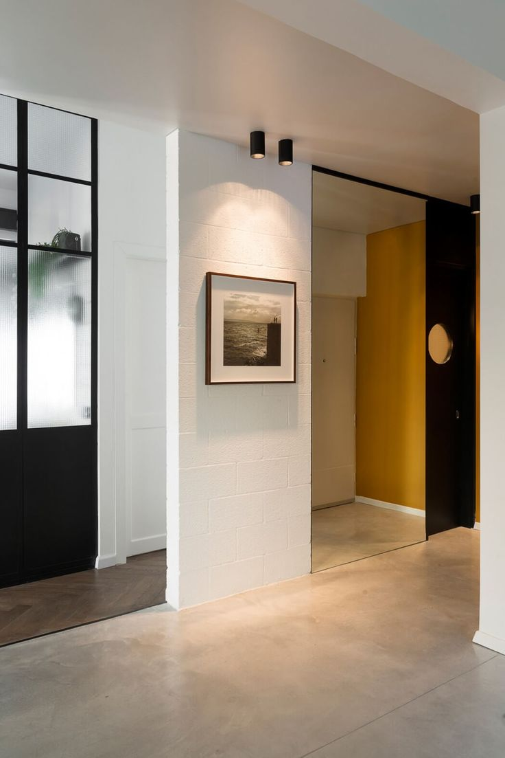 Fenesta upvc doors windows glass flooring - Apartment In Tel Aviv By Raanans Stern S Studio