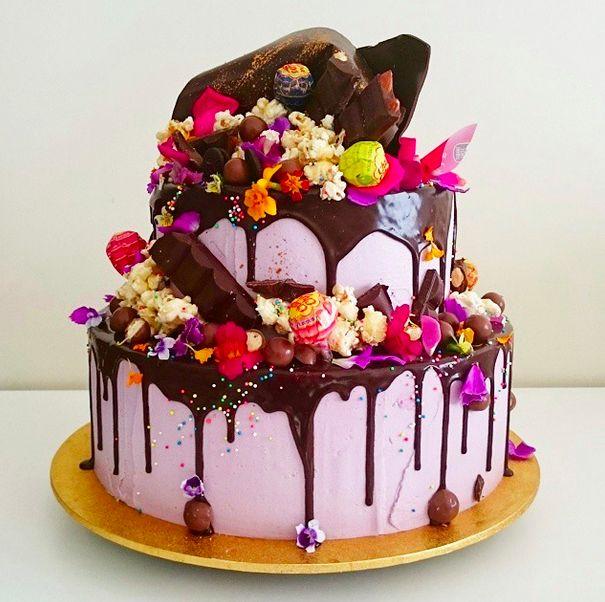 Unbirthday Cake Sydney Australia C A K E Pinterest