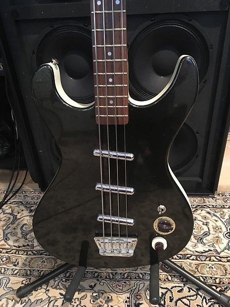 Danelectro Hodad Bass MiK 3 Pickups | Strings and Things | Pinterest ...