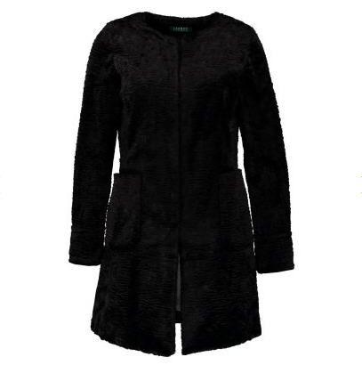 Manteau Femme Zalando, craquez sur le Lauren Ralph Lauren CALLIE Manteau court black prix promo Zalando 400.00 € TTC