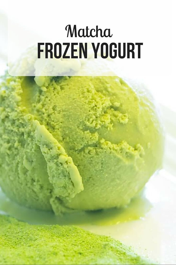 Is it matcha ice cream or frozen yogurt? You make the decision. The creamy texture of greek yogurt makes it hard to tell the difference. http://epicmatcha.com/matcha-ice-cream-frozen-yogurt/?utm_source=pinterest&utm_medium=pin&utm_campaign=social-organic&utm_term=pinterest-followers&utm_content=blog-how-to-make-matcha-frozen-yogurt-round-2