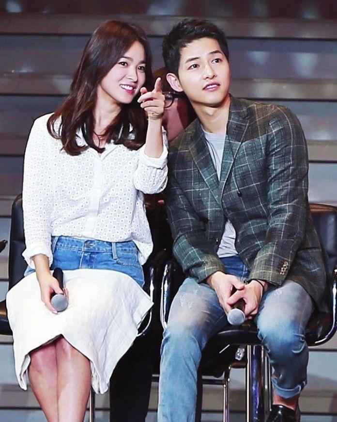 Song Hye Kyo Kirim Hadiah Truk Makanan Ke Lokasi Syuting Film Baru Son