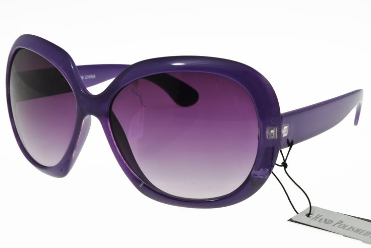Γυαλιά Ηλίου Unisex KISS KS1169 Purple Μωβ Τετράγωνο Ντεγκραντέ