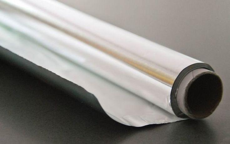 El papel de aluminio te puede ayudar en tus tareas de pintura. Â¿Quieres saber…