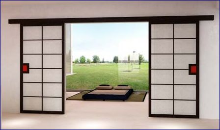 Arredamenti e mobili giapponesi: letti - armadi - pareti - NOTIZIE IN VETRINA