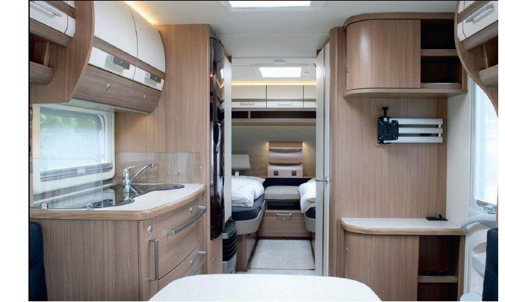 Fendt Caravan  Tendenza 515 SG