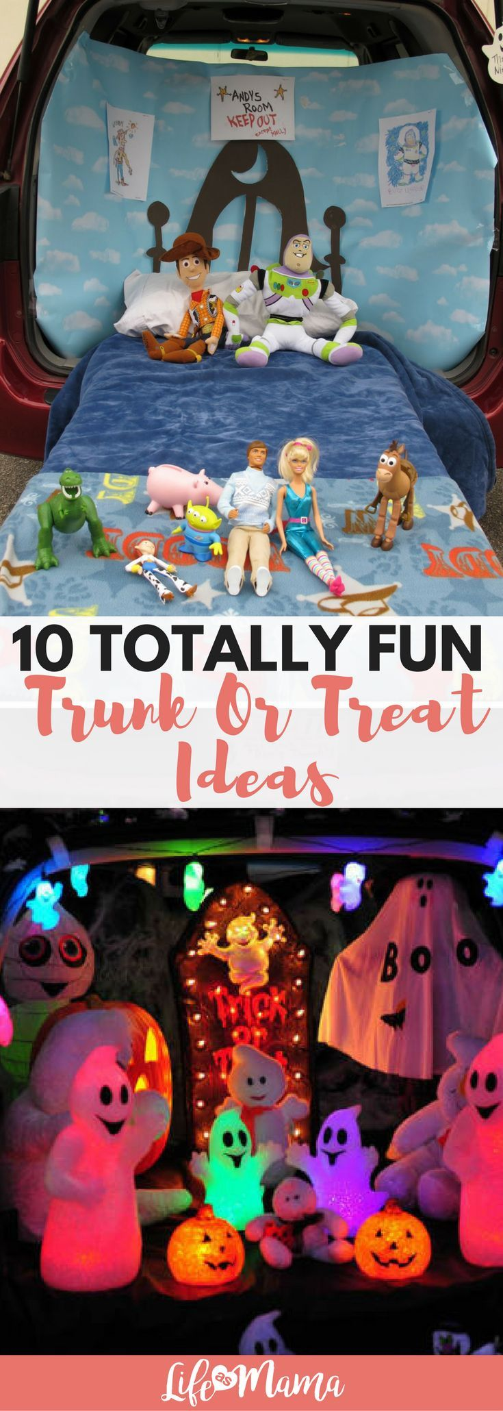 10 Totally Fun Trunk Or Treat Ideas#designinteriores #livingroomdesign #designer… – schuleradamtht