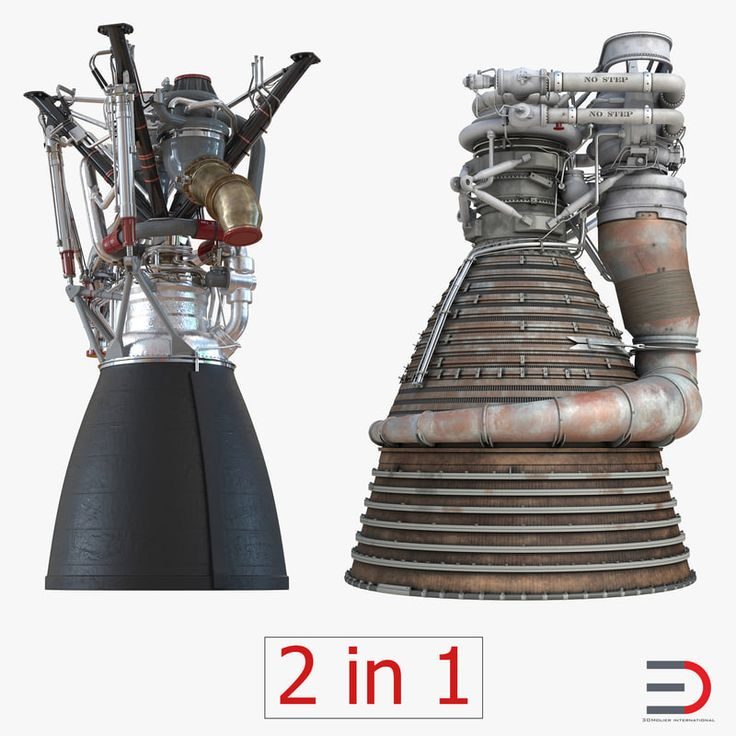 Rocket Engines Collection