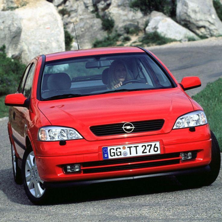 8 Best II-Gen. Opel Astra 2-Dr. Hatchback Cpe. Images On