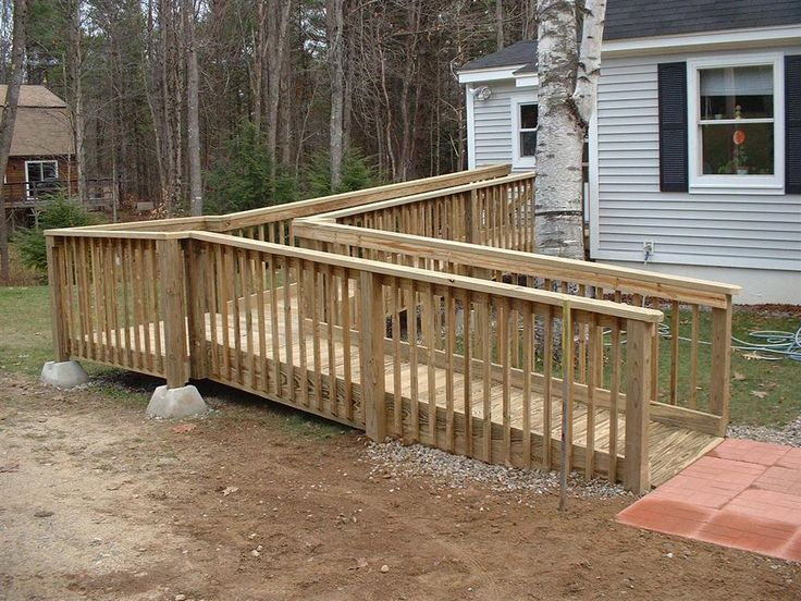 Construction | Hackney House | Pinterest | Wheelchair Ramp, Construction  And House