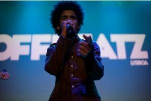 Notícia de apresentação do projecto do Club Offbeatz, no P3, a 16-Dezembro-2011.