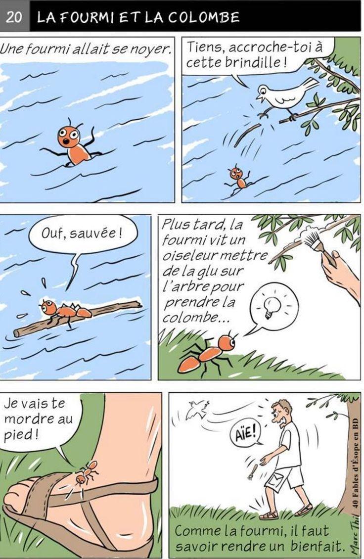 Les 40 meilleures images du tableau fables d 39 esope sur - Dessin du lievre et de la tortue ...