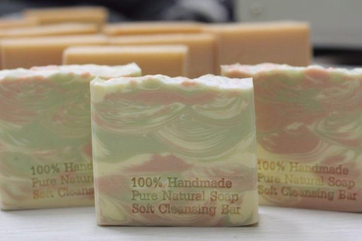 Yunohana Himalayan salt soap