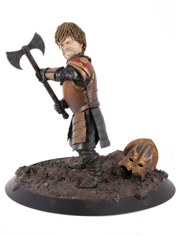 Game Of Thrones: Tyrion (Peter Dinkage) tiene estatua: Deluxe Game, Horses, Tyrion Statue, Statues, Tyrion Lannister, Gameofthrones, Game Of Thrones