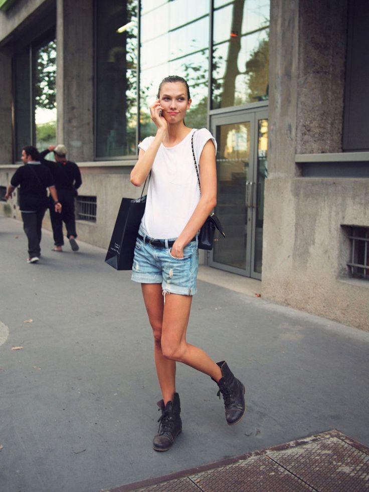 Fashion Model Karlie Kloss, Style inspiration, Fashion photography, Long hair