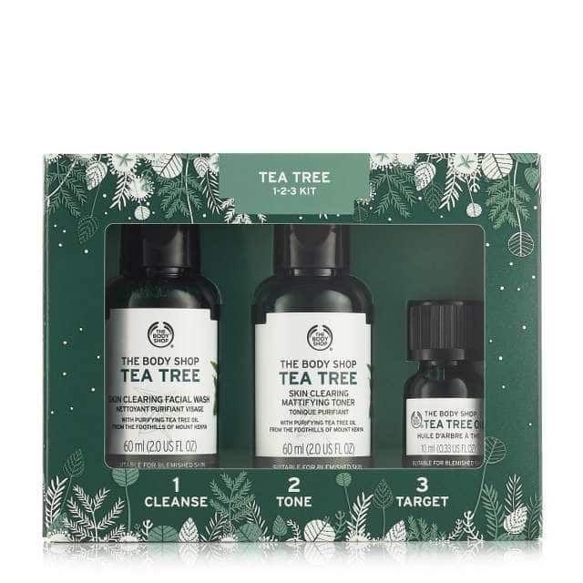 Pin By Julia On Christmas Wishlist Body Shop Tea Tree The Body Shop Tea Tree Skincare
