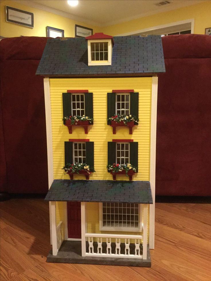 """Dollhouse - """"Avery's House"""""""