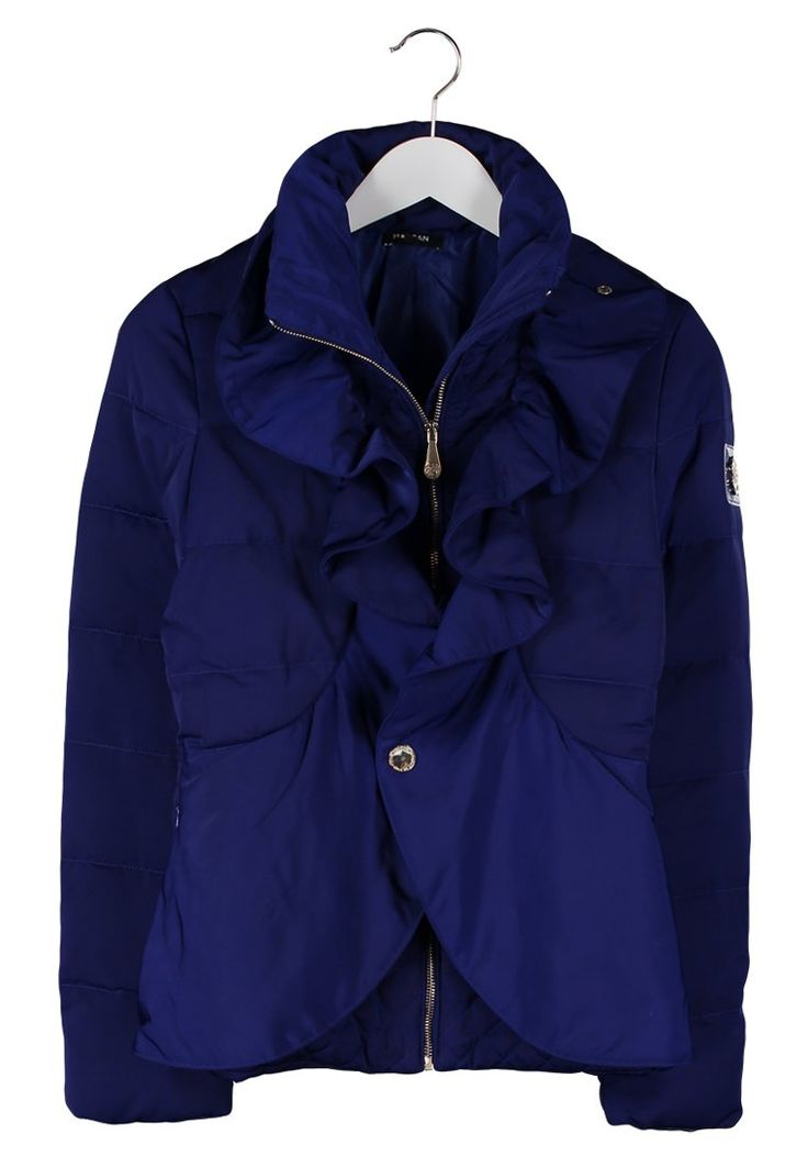 Morgan MAGA Down jacket blue