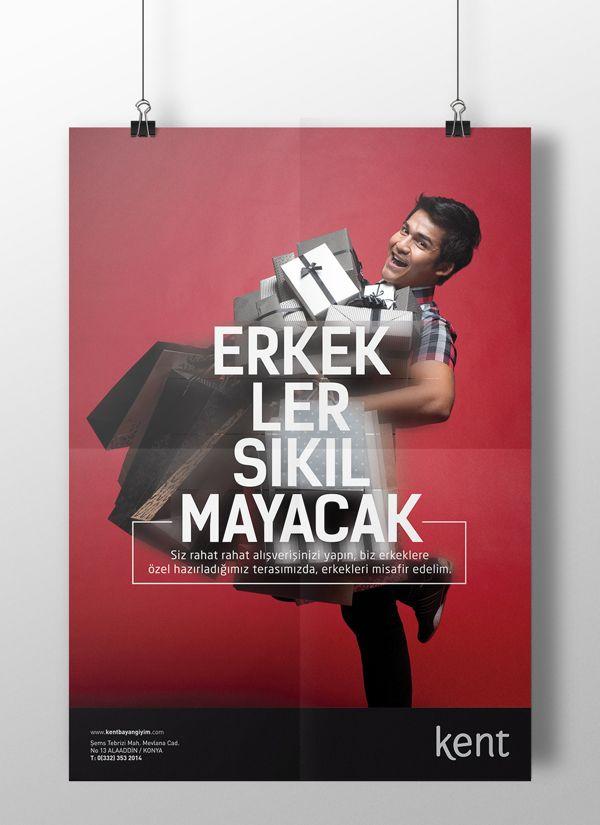 Kent by Ekrem Tiryaki, via Behance