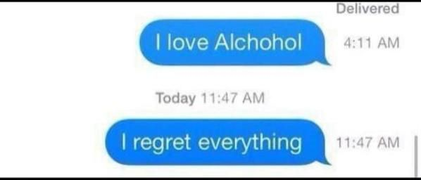 20 Signs You Might Be Too Drunk To Be Texting Right Now - Likes