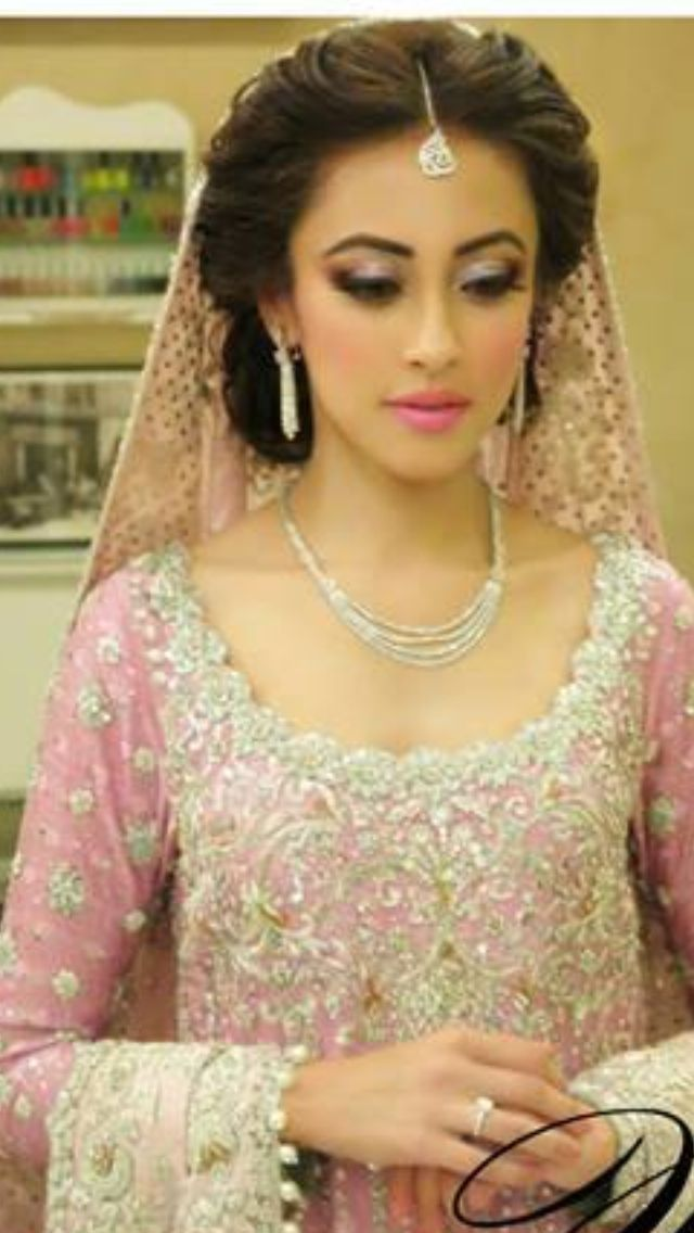 Best 25 bridal bun ideas on pinterest classic updo victorian 25 easy and gorgeous hairstyles for walima function this season pmusecretfo Images