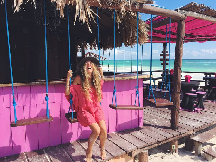 Travel Diary: Tulum + Playa Del Carmen | Jen's Pirate Booty