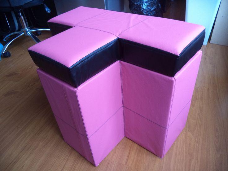 Tetris Living Room - T