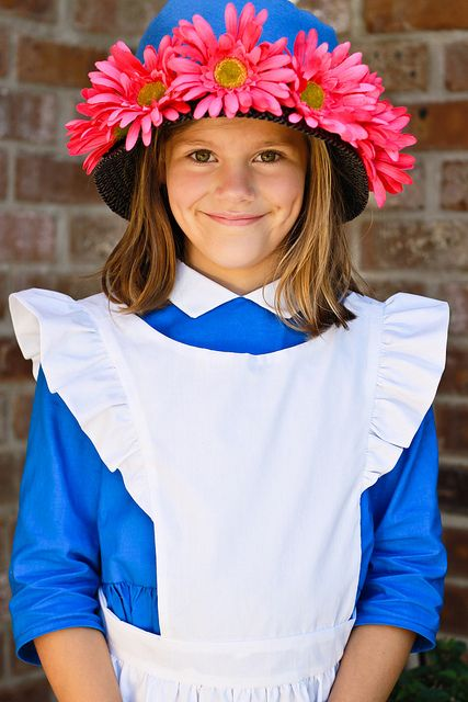 Amelia Bedelia costume 24 cute & creative costumes inspired by kids' books | BabyCenter Blog