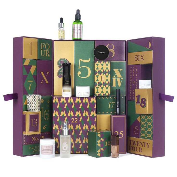 These Luxury Advent Calendars Will Get You (Even More