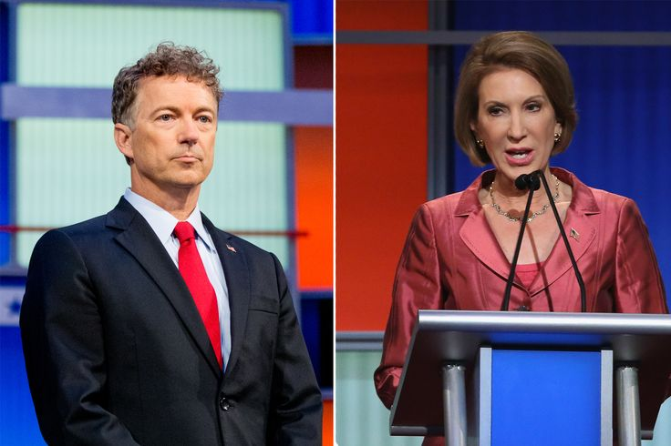 Rand Paul Takes Michigan Straw Poll – Media Headlines Carly Fiorina Instead